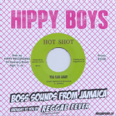 Lloyd Jackson & Groovers - You Ran Away (Hot Shot / Reggae Fever) 7""
